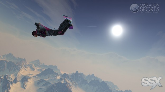 SSX Screenshot #40 for Xbox 360