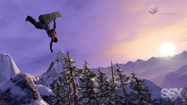 SSX Screenshot #41 for Xbox 360