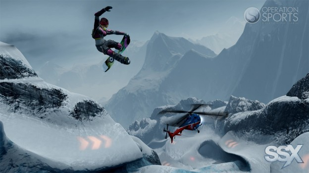 SSX Screenshot #42 for Xbox 360