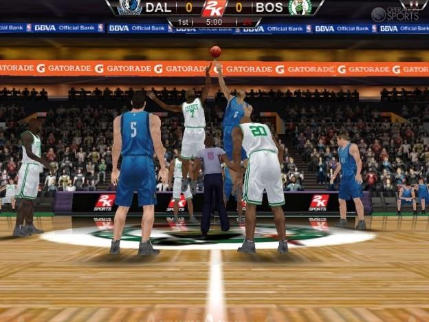 NBA 2K12 Screenshot #2 for iOS
