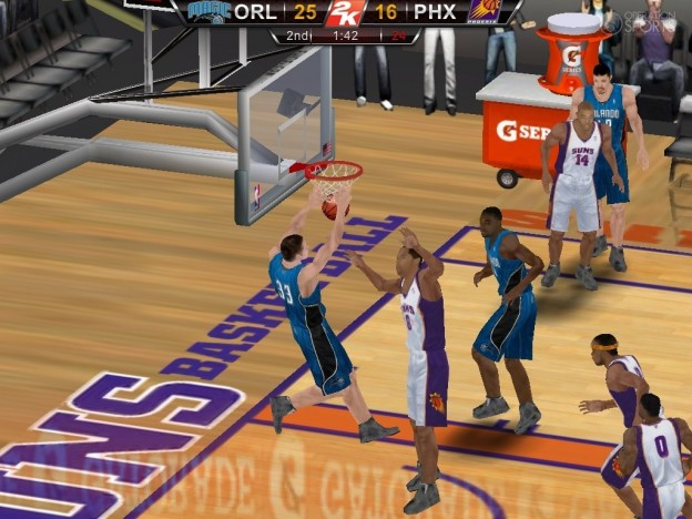 NBA 2K12 Screenshot #4 for iOS