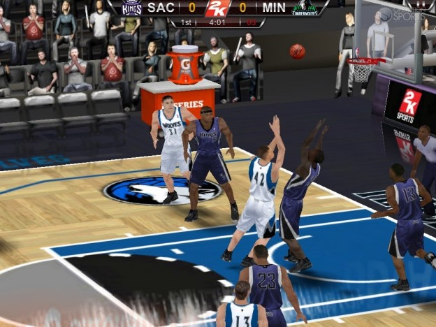 NBA 2K12 Screenshot #5 for iOS