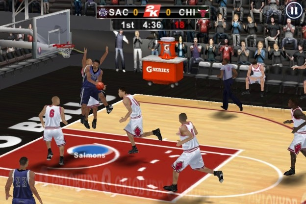 NBA 2K12 Screenshot #11 for iOS