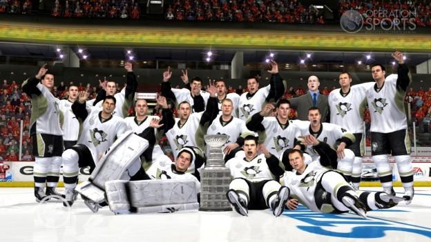 NHL 12 Screenshot #70 for Xbox 360