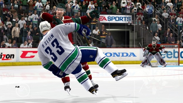 NHL 12 Screenshot #49 for PS3