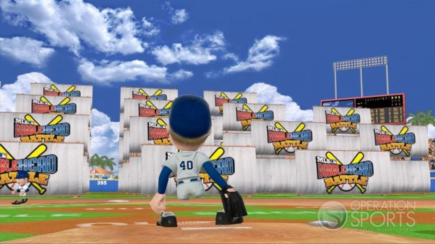 MLB Bobblehead Battle Screenshot #3 for Xbox 360