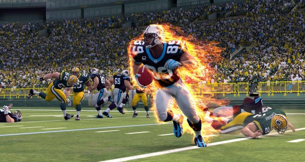 NFL Blitz Screenshot #3 for Xbox 360
