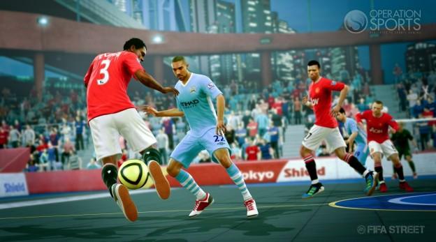 EA Sports FIFA Street Screenshot #4 for PS3