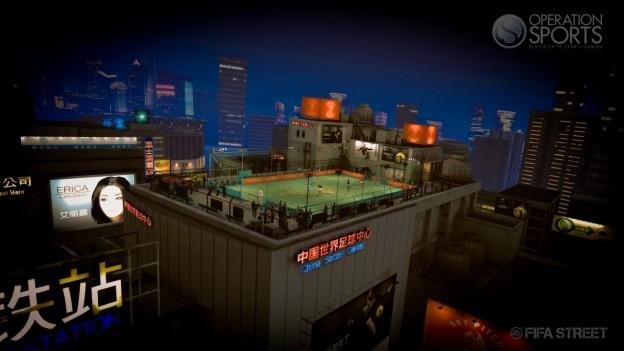 EA Sports FIFA Street Screenshot #10 for PS3