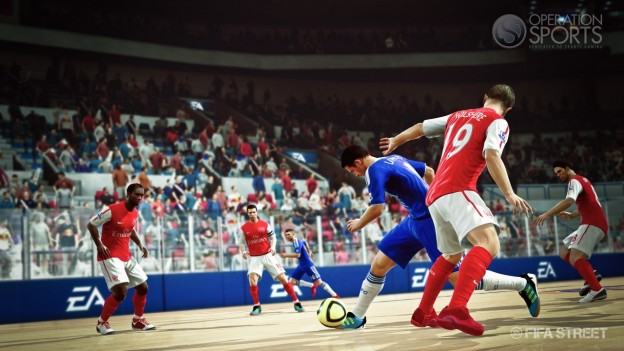 EA Sports FIFA Street Screenshot #1 for Xbox 360