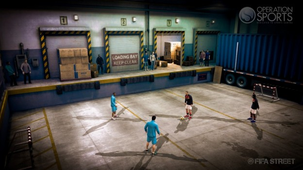 EA Sports FIFA Street Screenshot #3 for Xbox 360
