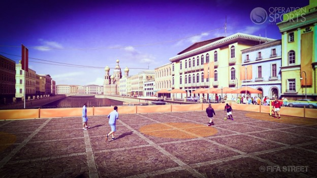 EA Sports FIFA Street Screenshot #10 for Xbox 360