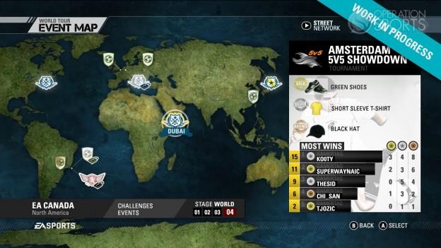 EA Sports FIFA Street Screenshot #14 for Xbox 360