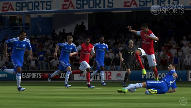 FIFA Soccer 12 Screenshot #2 for PS Vita