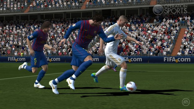 FIFA Soccer 12 Screenshot #3 for PS Vita