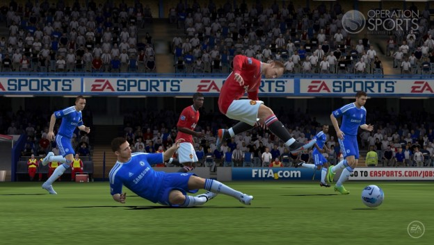 FIFA Soccer 12 Screenshot #4 for PS Vita