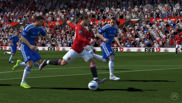 FIFA Soccer 12 Screenshot #5 for PS Vita