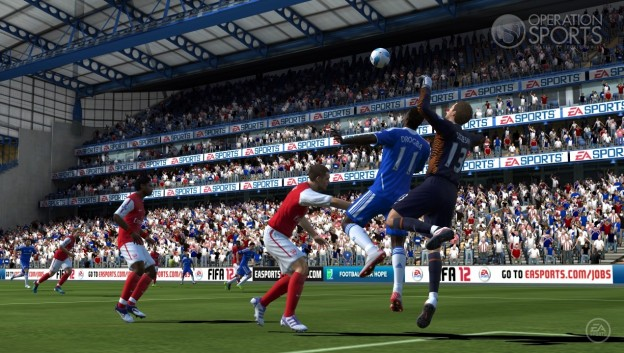 FIFA Soccer 12 Screenshot #6 for PS Vita