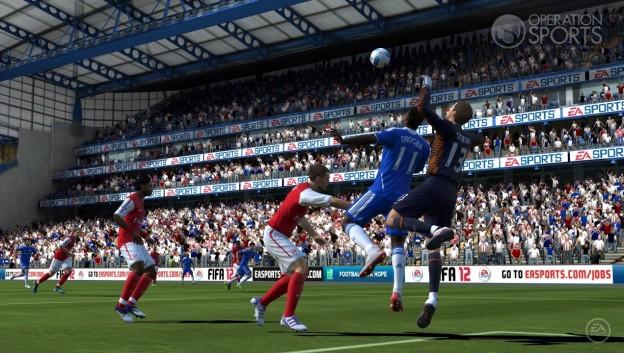 FIFA Soccer 12 Screenshot #6 for PS Vita