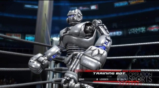 Reel Steel Screenshot #1 for Xbox 360