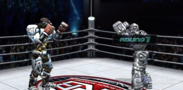 Reel Steel Screenshot #2 for Xbox 360