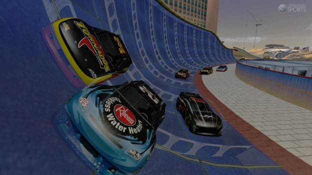 NASCAR Unleashed Screenshot #8 for Xbox 360