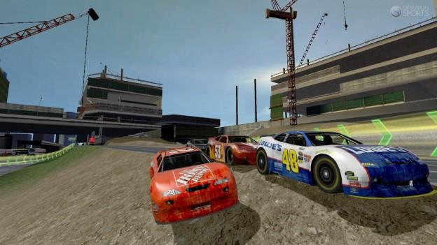 NASCAR Unleashed Screenshot #9 for PS3
