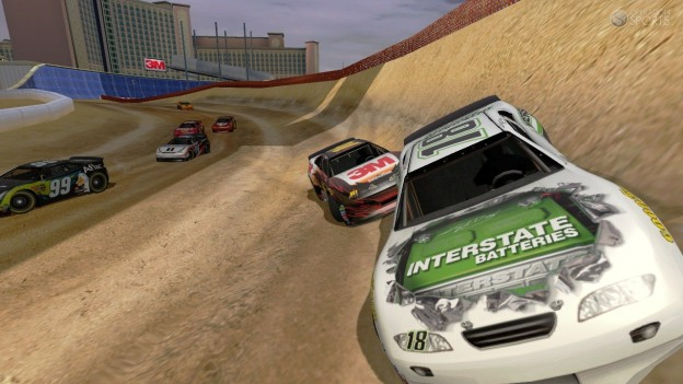 NASCAR Unleashed Screenshot #11 for PS3