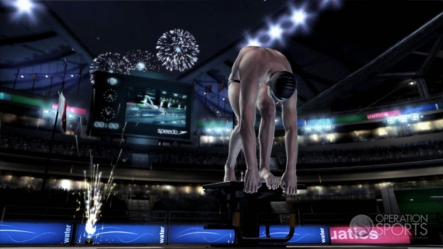 Michael Phelps: Push the Limit Screenshot #1 for Xbox 360