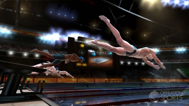 Michael Phelps: Push the Limit Screenshot #3 for Xbox 360