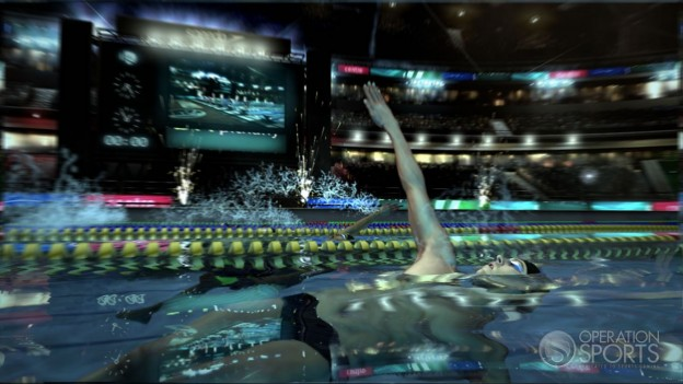 Michael Phelps: Push the Limit Screenshot #4 for Xbox 360