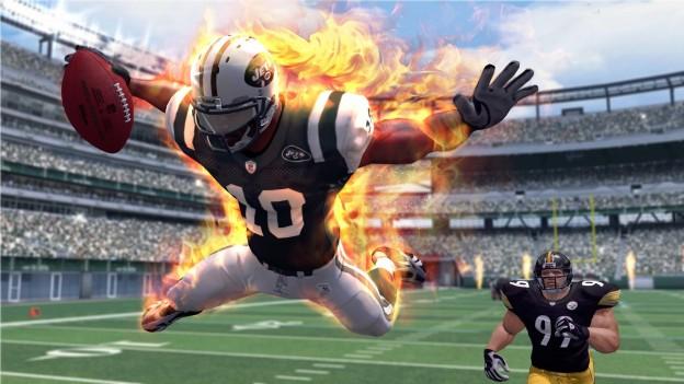 NFL Blitz Screenshot #7 for Xbox 360