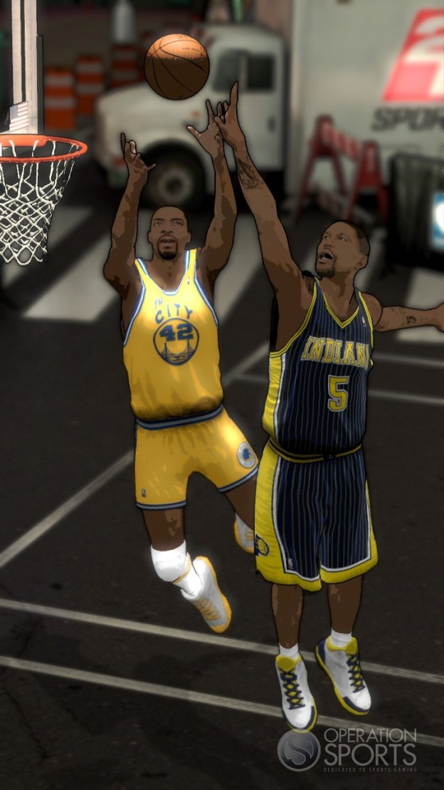 NBA 2K12 Screenshot #302 for Xbox 360