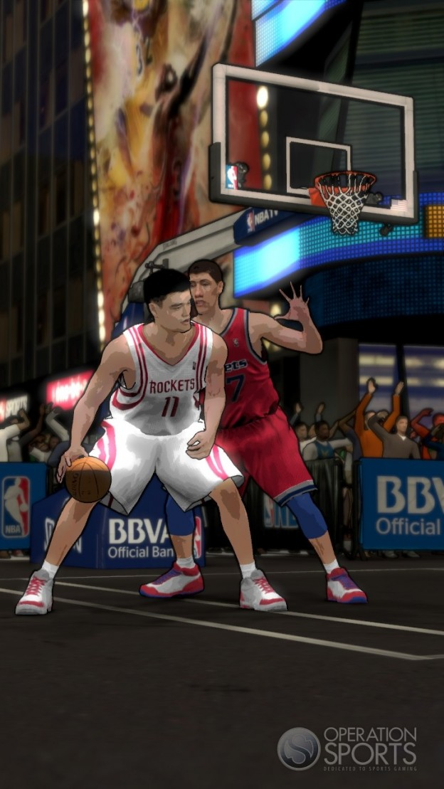 NBA 2K12 Screenshot #275 for PS3