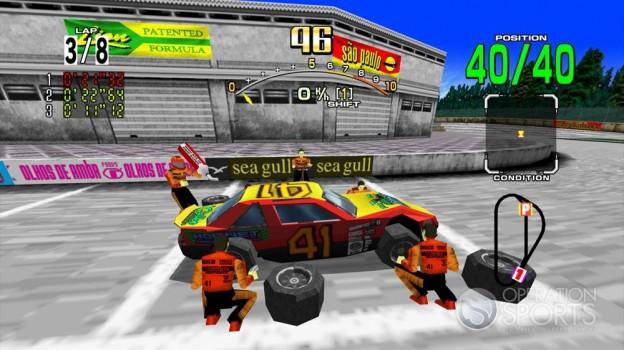 Daytona USA Screenshot #3 for Xbox 360