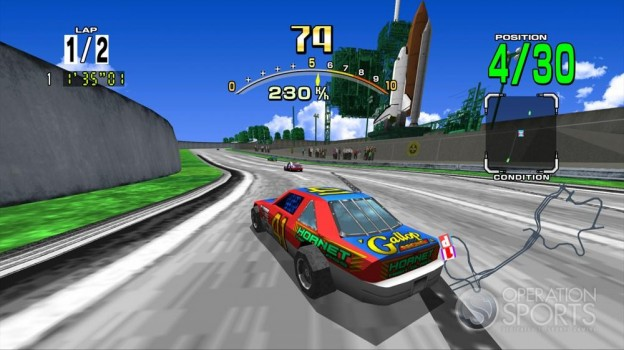 Daytona USA Screenshot #4 for Xbox 360