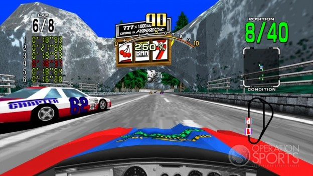 Daytona USA Screenshot #5 for Xbox 360