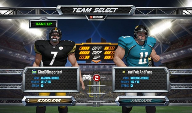 NFL Blitz Screenshot #10 for Xbox 360