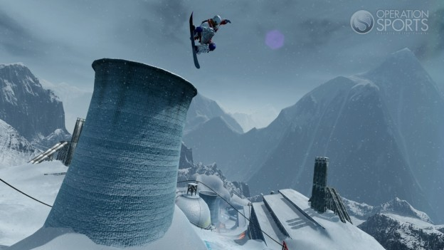 SSX Screenshot #47 for Xbox 360