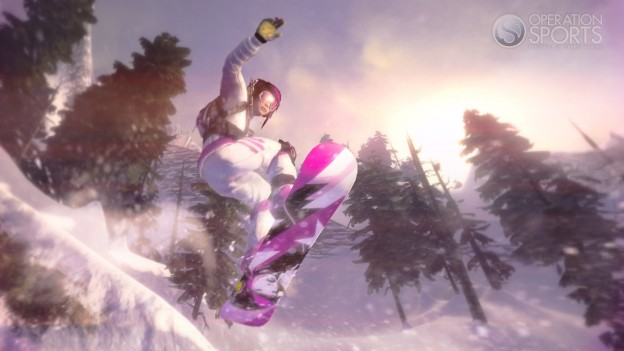 SSX Screenshot #49 for Xbox 360