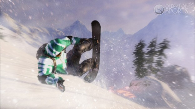 SSX Screenshot #52 for Xbox 360