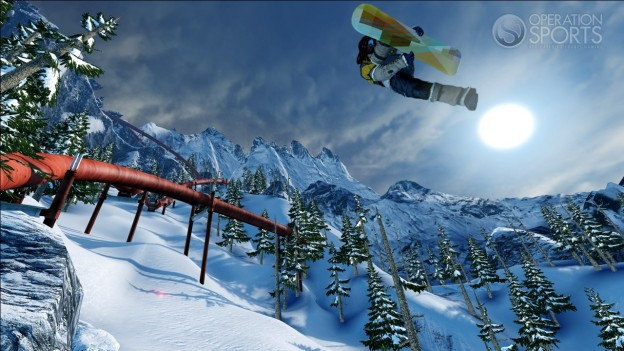 SSX Screenshot #54 for Xbox 360