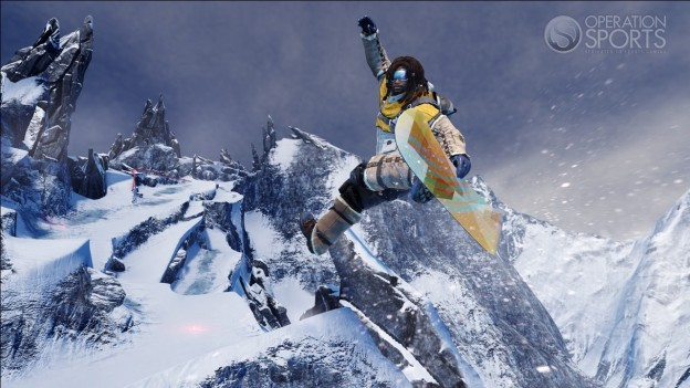 SSX Screenshot #55 for Xbox 360