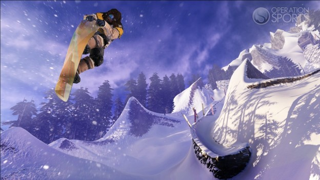 SSX Screenshot #56 for Xbox 360