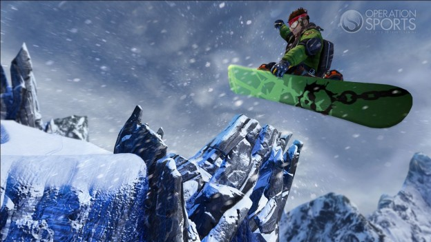 SSX Screenshot #57 for Xbox 360