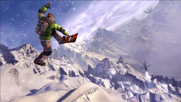SSX Screenshot #58 for Xbox 360