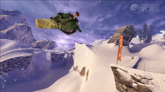 SSX Screenshot #59 for Xbox 360