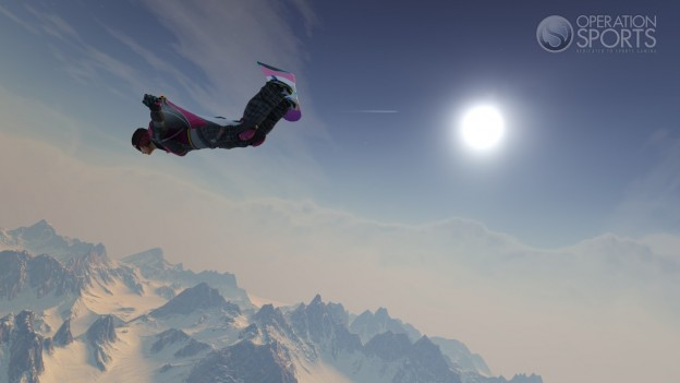 SSX Screenshot #60 for Xbox 360