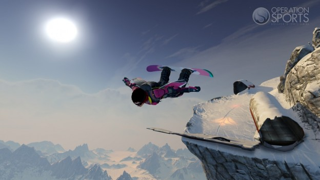 SSX Screenshot #61 for Xbox 360