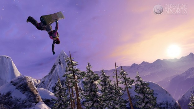 SSX Screenshot #62 for Xbox 360